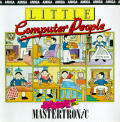 Little Computer People Amiga Front Cover