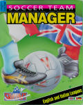 Soccer Team Manager DOS Front Cover