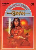 Conan: Hall of Volta Commodore 64 Front Cover