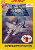 F-15 Strike Eagle Atari 8-bit Front Cover