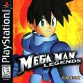 Mega Man Legends PlayStation Front Cover