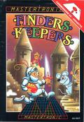 Finders Keepers Commodore 64 Front Cover