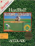 HardBall! Commodore 64 Front Cover