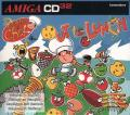 Pierre le Chef is... Out to Lunch Amiga CD32 Front Cover