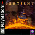 Sentient PlayStation Front Cover