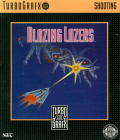 Blazing Lazers TurboGrafx-16 Front Cover
