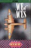 Ace of Aces Atari 8-bit Front Cover