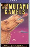 Advance of the Megacamel Atari 8-bit Front Cover