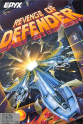 Revenge of Defender DOS Front Cover
