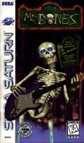 Mr. Bones SEGA Saturn Front Cover