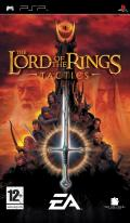 The Lord of the Rings: Tactics PSP Front Cover