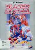 Blades of Steel Amiga Front Cover
