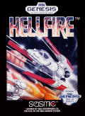 Hellfire Genesis Front Cover