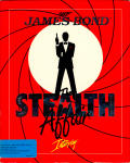 James Bond: The Stealth Affair Amiga Front Cover