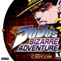 JoJo's Bizarre Adventure Dreamcast Front Cover