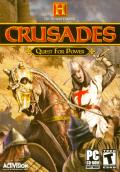 The History Channel: Crusades - Quest for Power Windows Front Cover