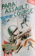 Para Assault Course Amstrad CPC Front Cover