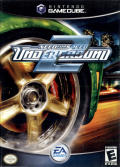 Need for Speed: Underground 2 GameCube Front Cover