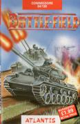 Battle-Field Commodore 64 Front Cover