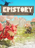 Epistory: Typing Chronicles Stadia Front Cover
