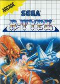 R-Type SEGA Master System Front Cover