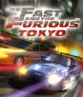 The Fast and the Furious: Tokyo J2ME Front Cover