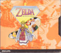 Zelda: The Wand of Gamelon CD-i Front Cover