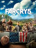Far Cry 5 Stadia Front Cover