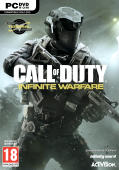 Call of Duty: Infinite Warfare Windows Front Cover