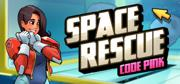 Space Rescue: Code Pink Linux Front Cover Early Access version