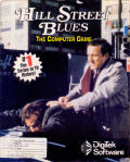 Hill Street Blues Amiga Front Cover