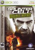Tom Clancy's Splinter Cell: Double Agent Xbox 360 Front Cover