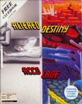 Altered Destiny Amiga Front Cover