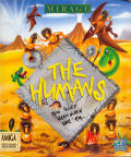 The Humans Amiga Front Cover