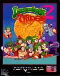 Lemmings 2: The Tribes Amiga Front Cover