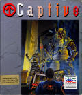 Captive Amiga Front Cover