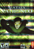 The Matrix: Path of Neo Windows Front Cover