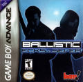 Ballistic: Ecks vs. Sever Game Boy Advance Front Cover