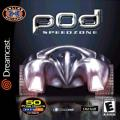 POD SpeedZone Dreamcast Front Cover