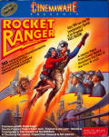 Rocket Ranger Commodore 64 Front Cover