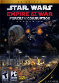 Star Wars: Empire at War - Forces of Corruption Windows Front Cover