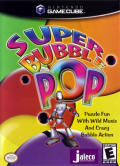 Super Bubble Pop GameCube Front Cover
