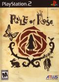 Rule of Rose PlayStation 2 Front Cover
