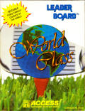 World Class Leader Board Commodore 64 Front Cover