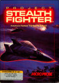 F-19 Stealth Fighter Commodore 64 Front Cover