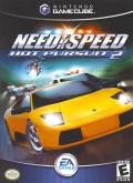 Need for Speed: Hot Pursuit 2 GameCube Front Cover