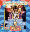 Ghouls 'N Ghosts Amiga Front Cover