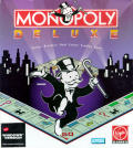 Monopoly Deluxe Windows 3.x Front Cover