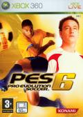 Winning Eleven: Pro Evolution Soccer 2007 Xbox 360 Front Cover