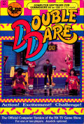 Double Dare Commodore 64 Front Cover